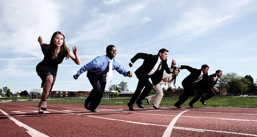 Competitividad en el trabajo