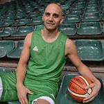 Diego Lo Grippo, jugador profesional de baloncesto (Argentina)