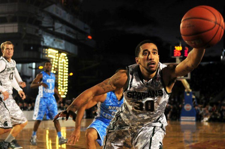 Emoción y rendimiento en jugador de baloncesto